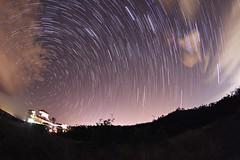 Startrails (zzzown) Tags: sky night landscape nightscape startrails
