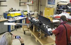 AREA-I Aircraft