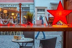 Caf (RolandBrunnPhoto) Tags: winter people caf weihnachten kaffee menschen heidelberg kaffeehaus