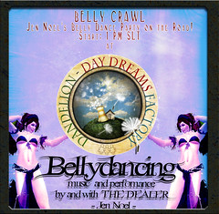 Belly Dance Party on the Road- Belly Crawl with Jen Noel (Runa Elf) Tags: party dance jen noel belly bellydance bellydancing dandeliondaydreamsfactory