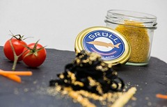 """At $40,000 per Teaspoon, Albino Caviar Named """"White Gold"""" Is the World's Most Expensive Food (fabpoponline) Tags: food news foods pics caviar mostexpensive expensivefood whitegoldcaviar"""