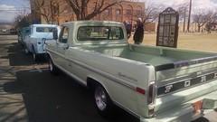 1960s trucks (EllenJo) Tags: arizona az february february23 verdevalley 2015 ellenjo ellenjoroberts