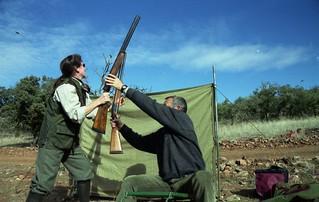 Spain Ibex Hunt & Driven Partridge Hunts 33