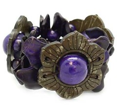 Glimpse of Malibu Purple Bracelet P9613-1