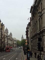 View of Big Ben from Trafalgar Square (thekelseymac) Tags: london english britain trafalgar bigben british