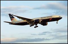 G-VIID - London Heathrow (LHR) 10.08.2001 (Jakob_DK) Tags: 2001 london heathrow british ba boeing britishairways 777 lhr baw boeing777 b777 egll 777200 gviid 777236er