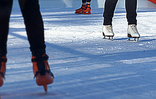 Get your skates on...