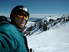 ski-goggles (rezendi) Tags: california ski self tahoe laketahoe alpinemeadows 2015