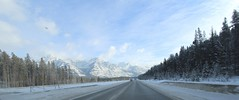 Transcanada highway the drive home. (davebloggs007) Tags: park home drive highway national banff transcanada