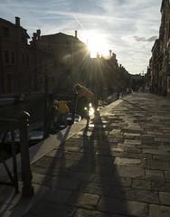 DSC04355_ep (Eric.Parker) Tags: venice italy sun sunlight boat canal italia granddaughter venezia glint granfather 2014 cannaregio