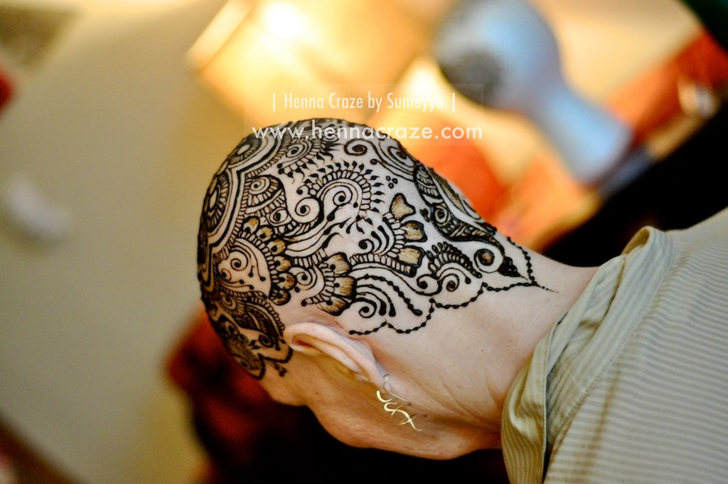 Mehndi For Head : The world s best photos of head and mehndi flickr hive mind
