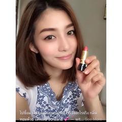 อีกหนึ่งสาวที่หลงรักลิปสติกเนื้อครีมจากจอร์ดานา! #creamlipstick #jordana #madeinUSA Jordana ThailandJordana Cosmetics Jordana Cosmetics Thailand credit: Onthira Ardhannarong&คุณตู่ บ้านเจ้าสาว