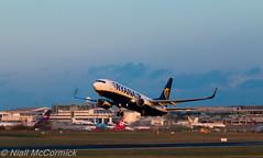 EI-EKP Ryanair Boeing 737-8AS(WL) (Niall McCormick) Tags: dublin airport boeing ryanair eidw 7378aswl eiekp