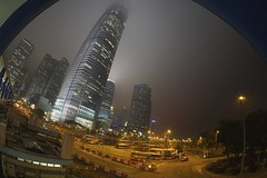 Hong Kong CityScape at Night (shinnygogo) Tags: china travel hongkong lights march asia noflash destination atnight 2015