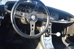 2015_01_Traversée_Paris_AlfaRomeo_Zagato_int (Daawheel) Tags: paris classic car vintage junior gt alfaromeo zagato 2015 traverséedeparis