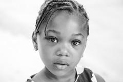 Barbados-6 (L ale) Tags: travel portrait people blackandwhite bw black girl smile blackwhite eyes sguardo barbados caribbean ritratto bimba blackandwhitephotography bajan caraibi