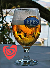 Cheers..and Happy Valentines Day...))) (Stina Baruh) Tags: turkey bodrum gündoğan