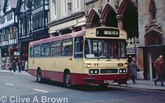 066-02RW (rescan) (Sou'wester) Tags: city bus buses corporation chester council publictransport municipal psv