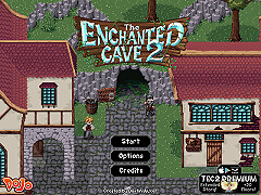 魔窟歷險2(The Enchanted Cave 2)