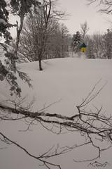 Bastien Hautacam powder day's (Trialxav) Tags: winter ski sports 50mm nikon skiing powder backcountry pow 18 freeride d700