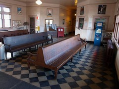 Osceola Iowa Amtrak Station E3_20150117_135722_0834_v01 (Electroburger) Tags: iowa amtrak depot bnsf osceola
