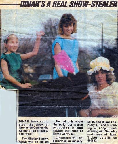 1988 Cinderella 00 newspaper 1