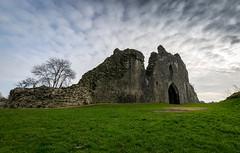 St Quentin's Castle (technodean2000) Tags: uk wales nikon south lightroom photoscape d5300 stquentinscastlecowbridge