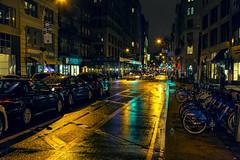 Manhattan Hour Zero (Arutemu) Tags: street city nyc newyorkcity urban usa ny newyork night canon us cityscape view nightscape nightshot unitedstates manhattan ciudad nighttime citylights vista  flatiron ville nightstreet nuevayork  6d  24105            eos6d