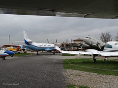 Ailes Anciennes Toulouse (Old wings) - Fairchild Swearingen SA226-AT Merlin IVA (Fontaines de Rome) Tags: haute garonne toulouse ailes anciennes fairchild swearingen sa226at merlin iva
