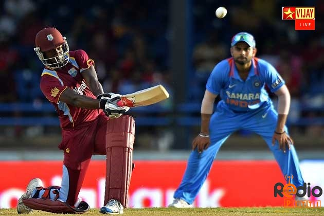 India vs West Indies Cricket Live score Updated