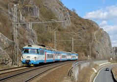 D 451.092-1 (Ondra Puszpn) Tags: praha 451 452 vlak d abotlam