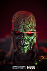 T-600 (ABKamleh) Tags: toy actionfigure terminator salvation t600 hottoys endoskeleton nikkor105mmmicro nikond99