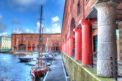 Albert Dock, Liverpool (Kevin From Manchester) Tags: liverpool river boats kevin ships walker beatles mersey albertdock