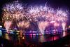 Colorful fireworks (Vince-leo) Tags: fireworks kaohsiung 高雄 煙火 花火 zenitar16mmf28 盆花 nikond810 2015高雄燈會