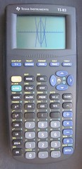 TI-83 (rickpaulos) Tags: calculator ti 83 graphing