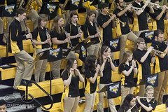 PEP BAND! Towson University vs. Univ. of Delaware (Feb. 28, 2015) (ElizabethAOwens) Tags: music game college sports students basketball season drums dance spring team university play singing dancing bass live tiger unitedstatesofamerica livemusic performance band saturday maryland flute mascot arena 28 february halftime piccolo doc instruments brass pep collegiate flutes 28th pepband collegebasketball towson tumb universityofdelaware 2015 secu liveevent woodwinds towsonuniversity piccolos mensbasketball february28th piccs towsontigers liveeventphotography tupb basketballpepband secuarena towsonuniversitypepband minnegan docminnegan