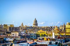 La Habana Vieja (Nitramib) Tags: travel cuba capitolio lahabana lahabanavieja travelaroundtheworld