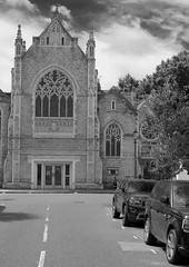 St Saviours Chelsea (IanAWood) Tags: london streetphotography knightsbridge urbanlife cofe summerinthecity churchofengland htb londonchurches walkingwithmynikon nikondf nikkorafs58mmf14g churchofstsaviours