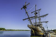 El Galeon Andalucia - Spanish Galleon (TAC.Photography) Tags: tallships saginawriver spanishgalleon elgaleonandalucia baycitytallships2016