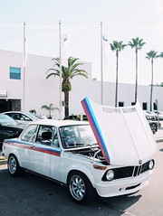 Flared 2002 #BMW #carspotting (ahh.photo) Tags: flares fenders boxed stripes tricolor white orlando xf23mm xt1 fujifilm vsco track racing 2002 cars bmw carspotting