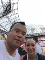 Jessica_Ennis (Commander Idham) Tags: muller anniversary games saturday 23 july 2016 team gb great britain rio athletics london olympic stadium 100m relay 3000m steeplechase long jump hurdles 110m jessica ennishill