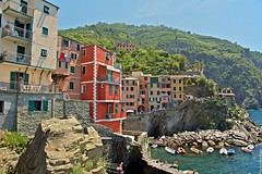 2016-07-04 at 14-07-29 (andreyshagin) Tags: riomaggiore italy architecture andrey shagin summer nikon d750 daylight trip travel town tradition beautiful