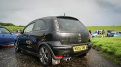 Vauxhall Corsa Exclusiv (David Kedens) Tags: vauxhall corsa corsac corsacexclusiv exclusiv sri cruiseirvine