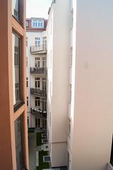 Blick aus dem Hotelzimmer (crsye) Tags: berlin kurfrstendamm brandenburger tor judendenkmal siegessule tiergarten potsdamer platz