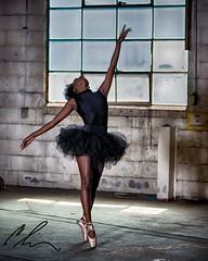 #ballet #art #tutu #woman #black #dancer (cfluidvl) Tags: ballet woman black art dancer tutu