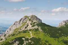 Na Giewoncie jak zawsze tumy (czargor) Tags: giewont outdoor mountains mountainside inthemountain nature landscape