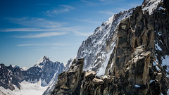 """Mont Dolent (Isat"""") Tags: alps alpes chamonix montagne mountain moutains montblanc landscape paysage panorama nature neige"""