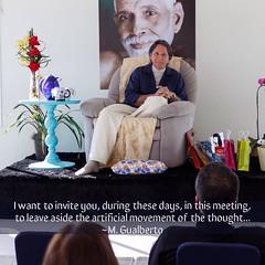 Instagram @satsangmestregualberto (Satsang Mestre Gualberto) Tags: yoga peace awakening buddha paz felicidade happiness silence zen meditation spirituality awareness spiritual shiva enlightenment consciousness guru sangha espiritual satsang stille whoami ramana espiritualidade ramanamaharshi consciencia meditieren autoconhecimento instagram mestregualberto