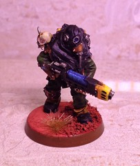 Chaos Cultist Renegade Militia affiliated to the Black Legion 12 (Godders11) Tags: 40k traitorguard cultist chaoscultist gamesworkshop renegade