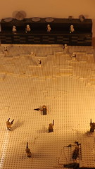 attack on starkiller base (Legofanww1) Tags: lego star wars starkiller base gun attack